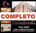 Imagen de FULL PASS + ALOJAMIENTO HOTEL ALMIRANTE BONIFAZ HABITACIÓN DOBLE MATRIMONIAL ( 101 € POR PERSONA)
